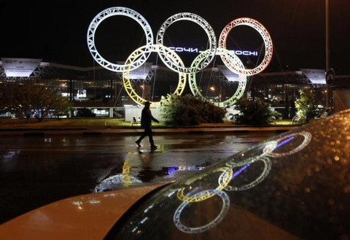 谷歌Doodle:索契冬奥会与奥林匹克宪章